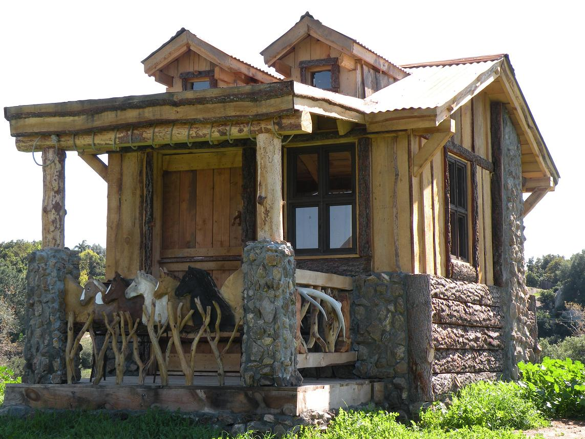 The most amazing rustic western log cabins must see
